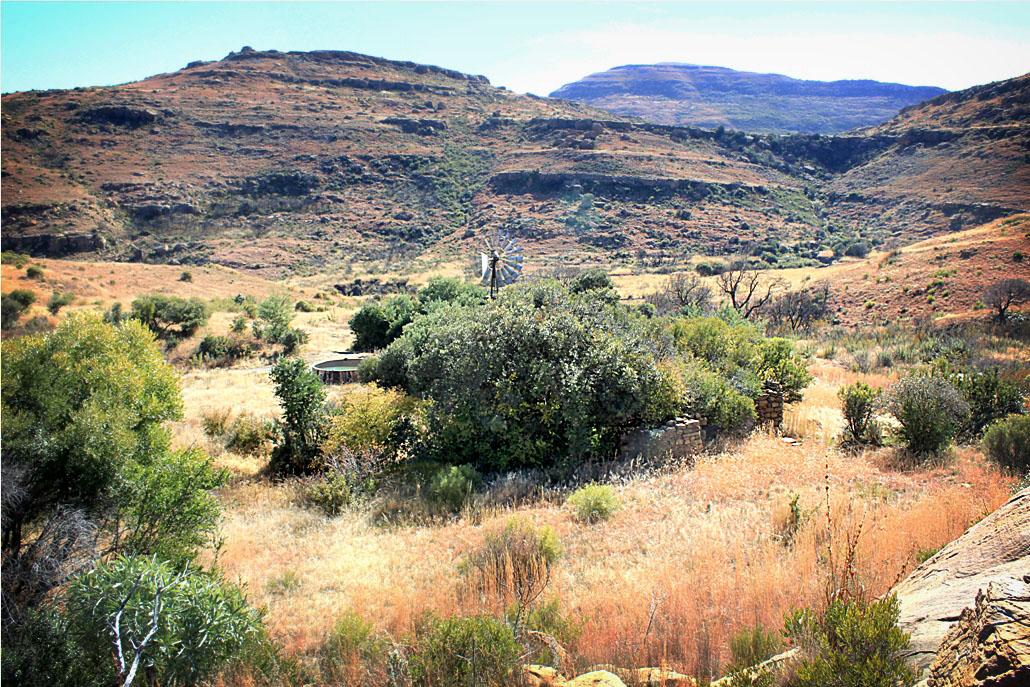 Mountain Accommodation nature hiking trail